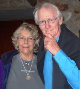 Michael and Chloe Ward